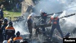 Пожар в психбольнице под Новгородом унес жизни 37 человек