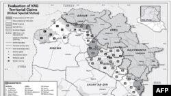Irak'ta Kürtlerle Araplar Arasında Çatışma Tehlikesi