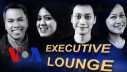 VOA Executive Lounge: 'Maharasyi Ikut Kontes The Voice di AS' (Bagian 2)