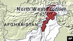 巴基斯坦西北部边境地区