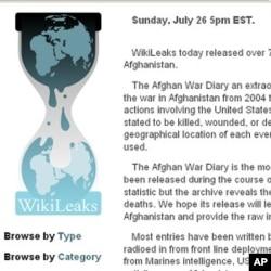 Le site WikiLeaks publie des milliers de documents secrets sur la guerre en Afghanistan