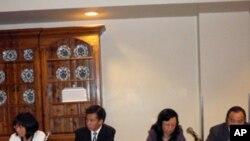 美中法律交流圆桌会议