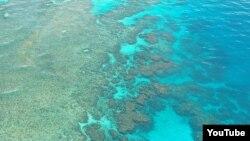 澳大利亞大堡礁。