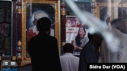 نمرتا کی والدہ کا کہنا ہے کہ وہ اپنی بیٹی سے ہر چیز سے متعلق مشورہ کرتی تھیں۔