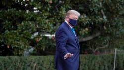 ကုိဗစ္ကူးစက္ခံထားရတဲ့ သမၼတ Trump နဲ႔ အမ်ဳိးသားလုံၿခံဳေရး အက်ပ္အတည္း