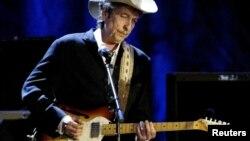 Bob Dylan le 5 mai 2004.