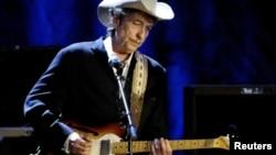 Bob Dylan agradece Nobel , mas diz que não vai estar presente