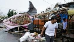 ဖိလစ္ပိုင္အားျပင္း တိုင္ဖြန္း လူေသဆံုးမူရိွ