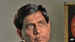 Amnesty International Advocacy Director T. Kumar