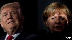 Angela Merkel es una firme partidaria de un enfoque multilateral de los asuntos mundiales y su gobierno acogió una multitud de refugiados y otros migrantes en 2015. Su relación con el presidente Donald Trump ha sido fría.