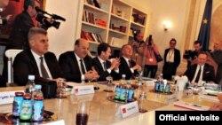 Učesnici parlamentarnog dijaloga u Crnoj Gori ( arhiva, rtcg.me)