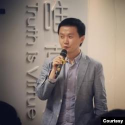 香港中文大学助理教授方可成(方可成提供照片)