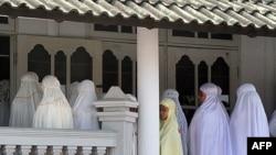 Ahmadiya majsidida juma namozi