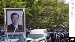 金大中葬礼之日 李明博晤北韩高级代表