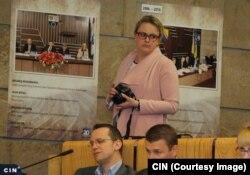 Savjetnica Irena Mrnjavac
