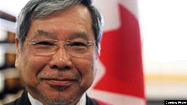 Thượng nghị sĩ Canada gốc Việt Ngô Thanh Hải (Ảnh: Danlambao)