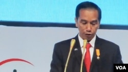 印尼總統佐科資料照。