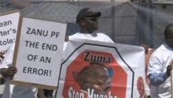 Zimbabwean Diaspora Fears Mugabe May Steal Another Election