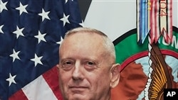 General James Mattis, Commander, US Central Command
