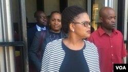 Amai Beatrice Mtetwa