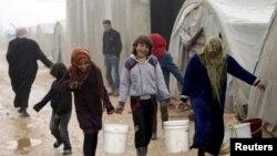 بیشترین مهاجرین سوری، به لبنان و ترکیه پناه برده اند