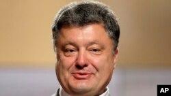 عکس آرشیوی از پترو پوروشنکو رئیس جمهوری اوکراین