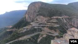 Serra da Leba (foto João Santa Rita)