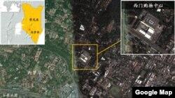 肯尼亚首都内罗毕西门购物中心 (谷歌地图)