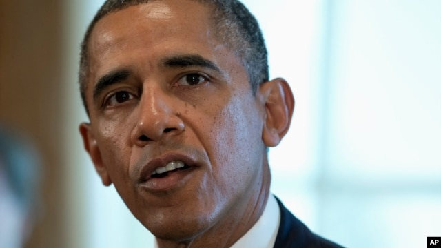 Presiden Obama terus berupaya meyakinkan Kongres tentang perlunya serangan militer terhadap Suriah (Foto: dok).