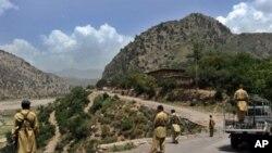 د اورکزو عملياتو کې 11 جنگيالي وژل شوي