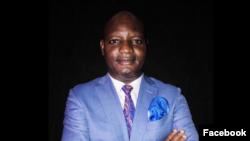 Mfuca Muzemba, político angolano