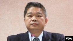在野的民進黨立委 蔡煌琅(資料照片)
