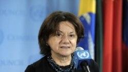 رز ماری دی کارلو قائم مقام هیاًت دائمی نمایندگی آمریکا در سازمان ملل متحد