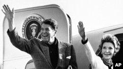 نانسی ریگان بانوی اول اسبق آمریکا؛ از سینما تا کاخ سفید