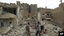 بغداد بدستور خطرناک لیکن زندگی کی چہل پہل بحال