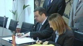Serbia dhe Maqedonia hapin qendrën e kontaktit