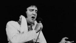 Elvis Presley ကို ကန္သမၼတက အျမင့္ဆံုးဆုတံဆိပ္ ခ်ီးျမႇင့္