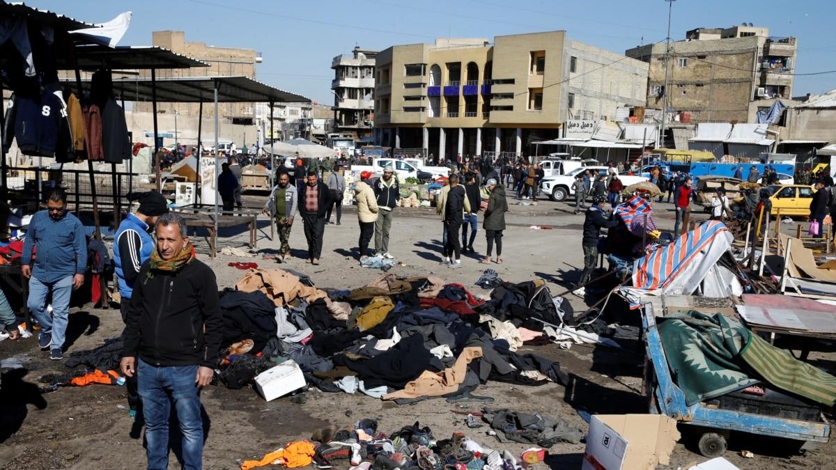 Kundi la ISIS ladai kuhusika na shambulizi la Baghdad