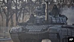 اوکراین کې د اوربند د ټینگیدو مثبتې نښې نښانې رامنځ ته شوي دي