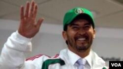 Jose Manuel de la Torre ditunjuk sebagai pelatih baru timnas sepakbola Meksiko.