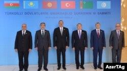 Türkdilli Dövlətlərin Zirvə toplantısı