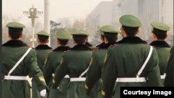 自由之家报告封面:中国新领导人深化互联网控制