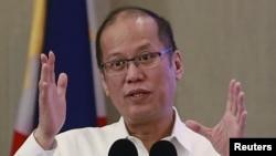菲律賓總統阿基諾(資料照片)