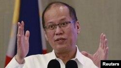 Presiden Benigno Aquino dianggap tidak punya kemauan politik untuk menyelesaikan kasus pembantaian wartawan Filipina enam tahun lalu (foto: dok).