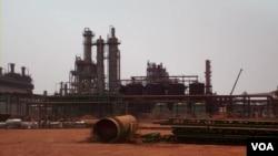 Destilaria do projecto Biocom