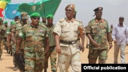 Ethiopian Troops in Kismayo