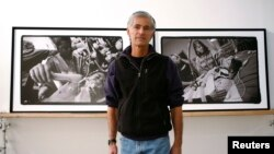 James Nachtweh ha cubierto guerras y conflictos en Centroamérica, el Medio Oriente y África.
