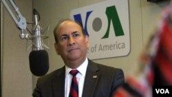 Roger Noriega, ex subsecretario adjunto de Estado para el Hemisferio Occidental yex embajador de EE.UU. ante la OEA