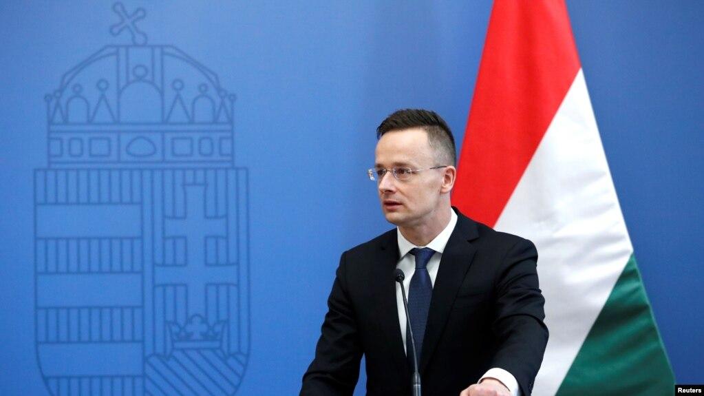 Ministri i jashtëm hungarez flet kundër multikulturalizmit