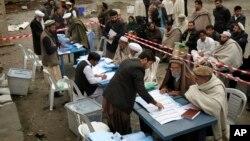 Afg'onistonda saylov komissiyasi qanchalik mustaqil?
